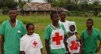 Volunteer Work Congo: Congolese Red Cross