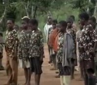 Democratic Republic of Congo Child Soldiers