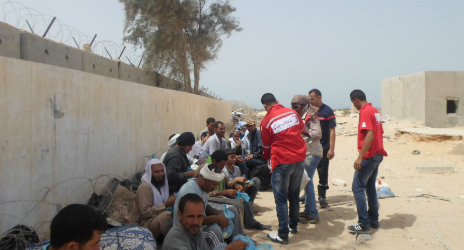 Volunteer Work Tunisia: Red Crescent