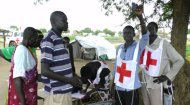 Volunteer Work South Sudan: Red Cross
