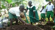 Volunteer Kenya: Development in Gardening