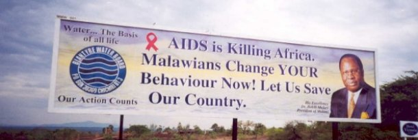 Aids Malawi: This file is licensed under the Creative Commons Attribution-Share Alike 3.0 Unported license