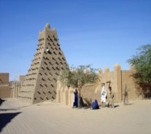 Timbuktu Mosques: This file is licensed under the Creative Commons Attribution 2.5 Generic license