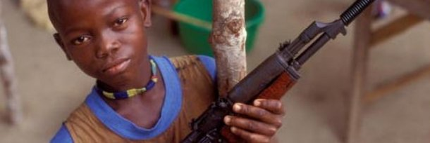 Child Soldiers in Sierra Leone: This file is licensed under the Creative Commons Attribution 2.0 Generic license