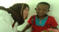Volunteer Work Somalia: Edna Hospital