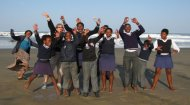 Volunteer South Africa: Qolora Education Centre